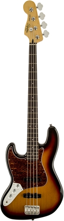 Vintage Modified Jazz Bass® Left-Hand - 3-Color Sunburst
