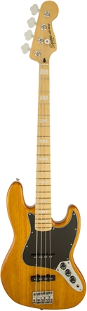Vintage Modified Jazz Bass® '77 - Amber