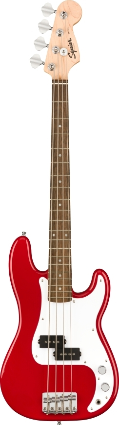 Mini Precision Bass® - Dakota Red