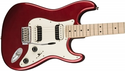 Contemporary Stratocaster® HH - Dark Metallic Red