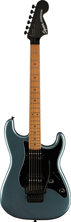 Contemporary Stratocaster® HH FR - Gunmetal Metallic