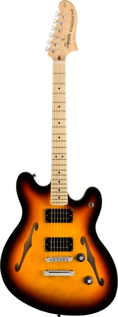 Affinity Series™ Starcaster® - 3-Color Sunburst