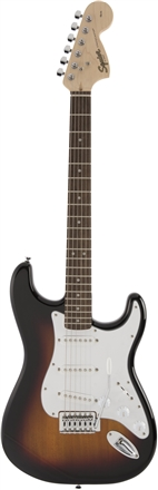 FSR Affinity Series™ Stratocaster® - 3-Color Sunburst