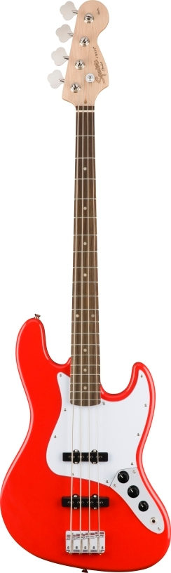 Affinity Series™ Jazz Bass® - Race Red