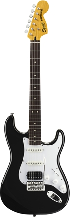 Vintage Modified Stratocaster® HSS - Black