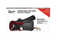 Affinity Series™ Stratocaster® HSS Pack - Candy Apple Red