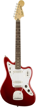Vintage Modified Jaguar® - Candy Apple Red