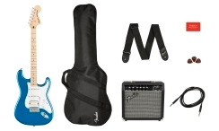 Affinity Series™ Stratocaster® HSS Pack - Lake Placid Blue