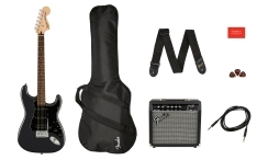 Affinity Series™ Stratocaster® HSS Pack - Charcoal Frost Metallic