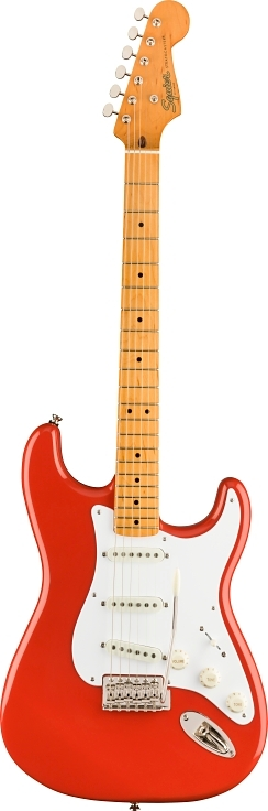 Classic Vibe '50s Stratocaster® - Fiesta Red