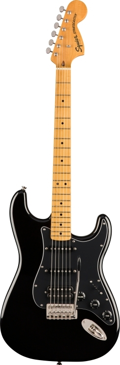 Classic Vibe '70s Stratocaster® HSS - Black