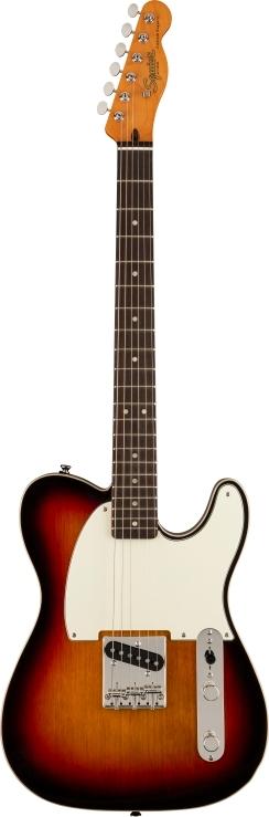 Classic Vibe '60s Custom Esquire® - 3-Color Sunburst