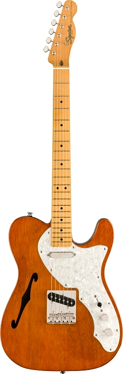 Classic Vibe '60s Telecaster® Thinline - Natural