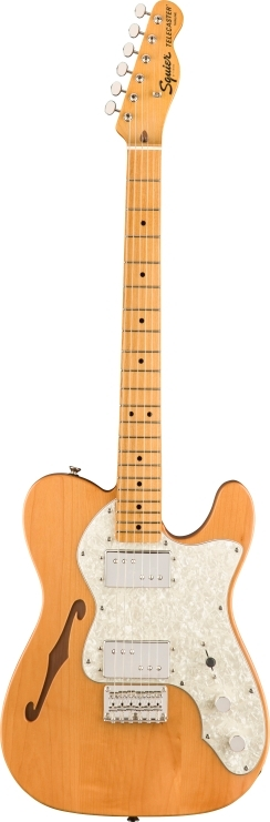 Classic Vibe '70s Telecaster® Thinline - Natural