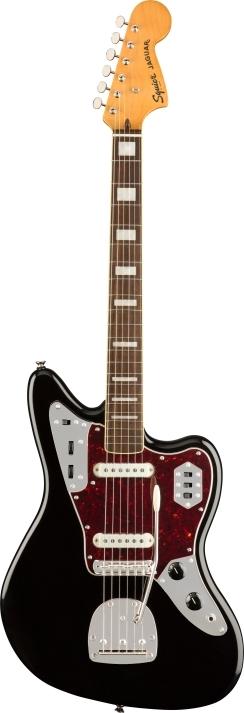 Classic Vibe '70s Jaguar® - Black