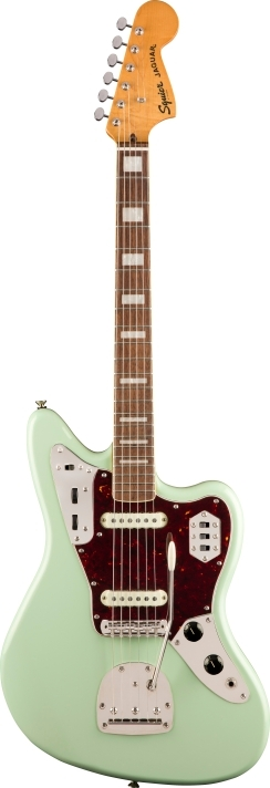 SQ CV 70s JAGUAR - Surf Green