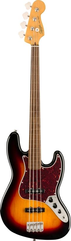 Classic Vibe '60s Jazz Bass® Fretless -
