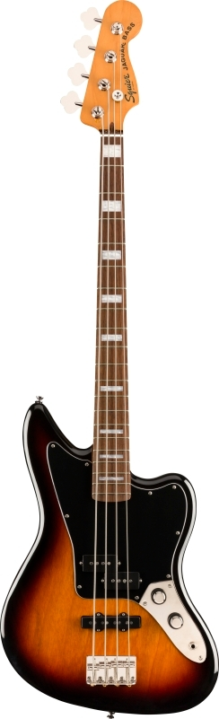 Classic Vibe Jaguar® Bass - 3-Color Sunburst