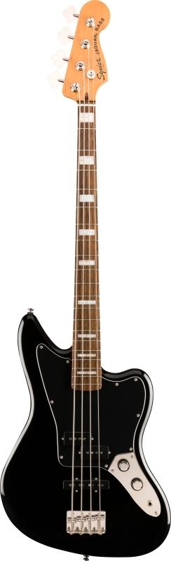 Classic Vibe Jaguar® Bass - Black