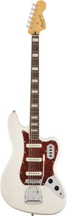 Vintage Modified Bass VI - Olympic White