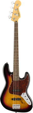Vintage Modified Jazz Bass® - 3-Color Sunburst