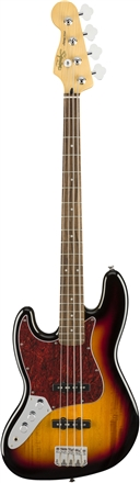 Vintage Modified Jazz Bass® Left-Handed - 3-Color Sunburst