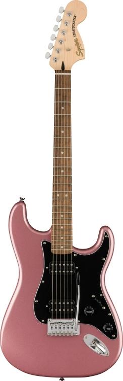 Affinity Series™ Stratocaster® HH - Burgundy Mist
