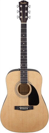 FA-100 with Gig Bag - Natural
