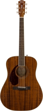 PM-1 Dreadnought All Mahogany LH, Natural -