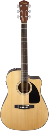 CD-60CE with Case - Natural