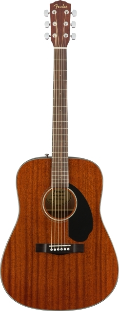 CD-60S Dreadnought, All-Mahogany -