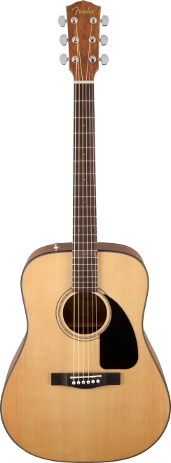 CD-60 Dreadnought V3 w/ Case - Natural