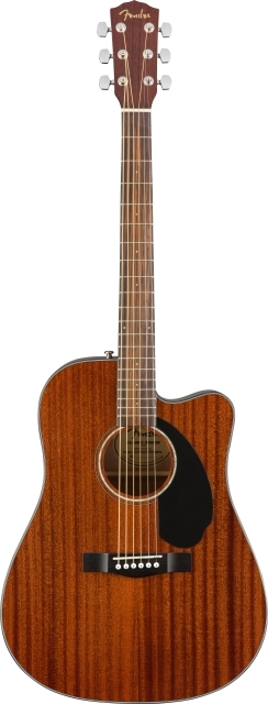 CD-60SCE Dreadnought, All-Mahogany -