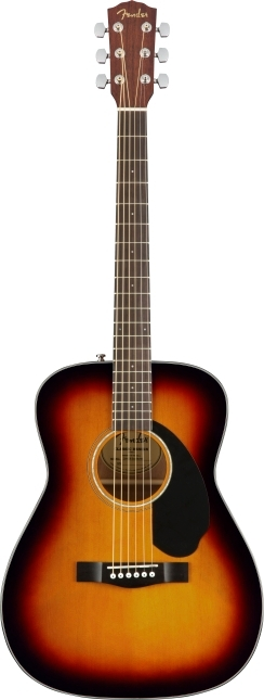 CC-60S Concert - 3-Color Sunburst