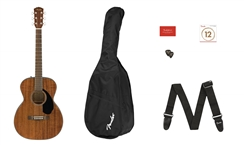 CC-60s Concert Pack V2, All-Mahogany -