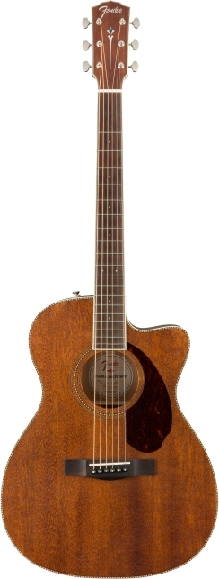 PM-3 Triple-0 All-Mahogany, Natural -
