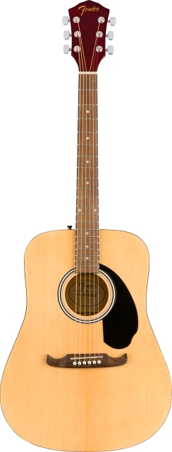 FA-125 Dreadnought, Walnut - Natural