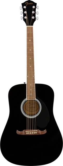 FA-125 Dreadnought, Walnut - Black