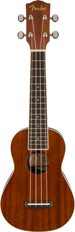 Seaside Soprano Ukulele -