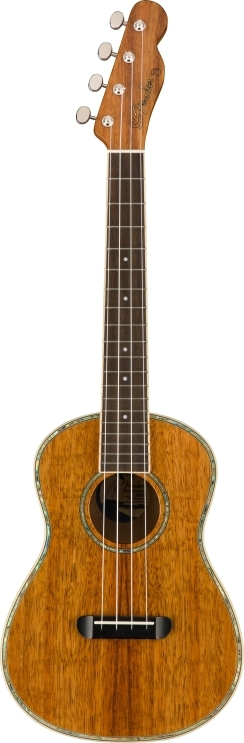 Montecito Tenor Ukulele - Natural