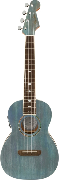 Dhani Harrison Ukulele - Turquoise