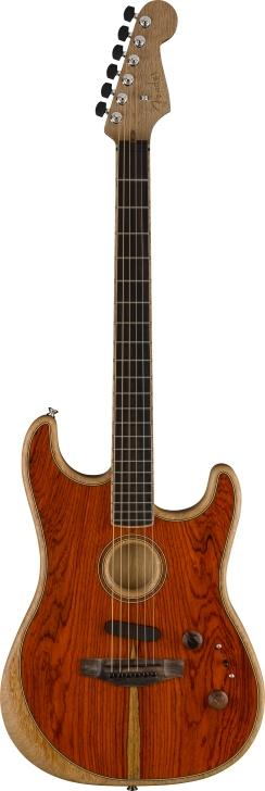 American Acoustasonic® Stratocaster® Cocobolo -