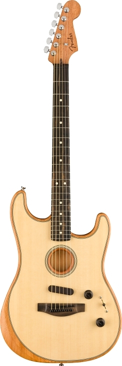 American Acoustasonic® Stratocaster® - Natural