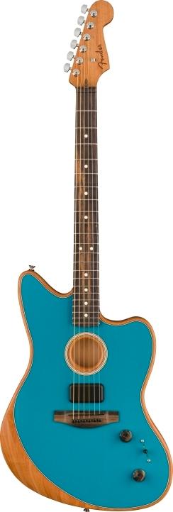 American Acoustasonic® Jazzmaster® - Ocean Turquoise