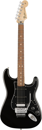 Standard Stratocaster® HSS with Floyd Rose® - Black