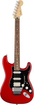 Player Stratocaster® Floyd Rose® HSS - Sonic Red