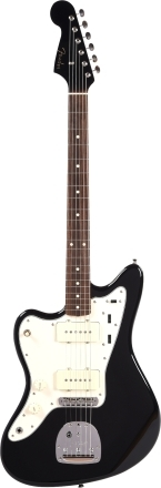2019 Limited Edition MIJ Traditional '60s Jazzmaster® Left-Handed - Black