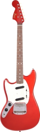 2019 Limited Edition MIJ Traditional '60s Mustang® Left-Handed - Candy Apple Red