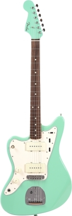 2019 Limited Edition MIJ Traditional '60s Jazzmaster® Left-Handed - Surf Green