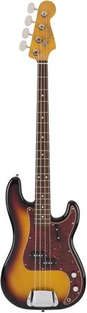 """Hama Okamoto Precision Bass® """"#4"""" - 3-Color Sunburst"""